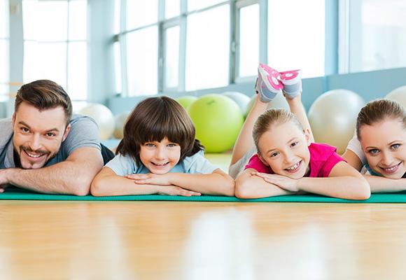 Eltern-Kind-Turnen (2,5 bis 5 Jahre)