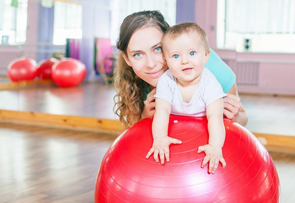 Eltern-Kind-Turnen (ab Laufalter)